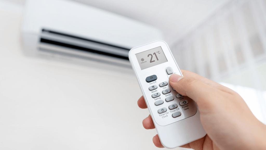 Klimatanläggning och luftkonditionering